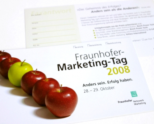 Fraunhofer Marketing Netzwerk
